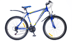 Чоловічий велосипед