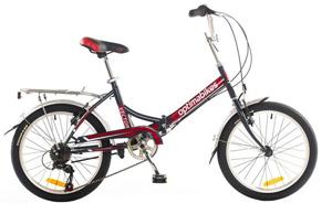Розкладний велосипед
