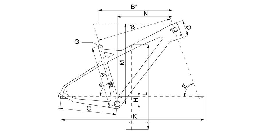 Как правильно выбрать велосипед с нужной рамой с учетом роста