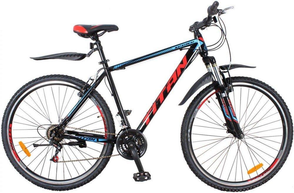 велосипед титан