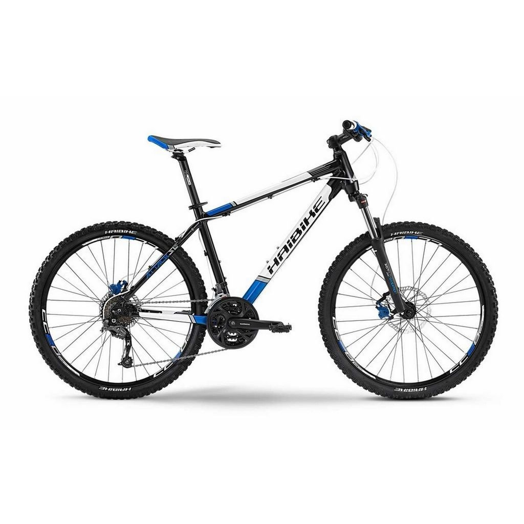 Велосипед Haibike Attack SL 26""