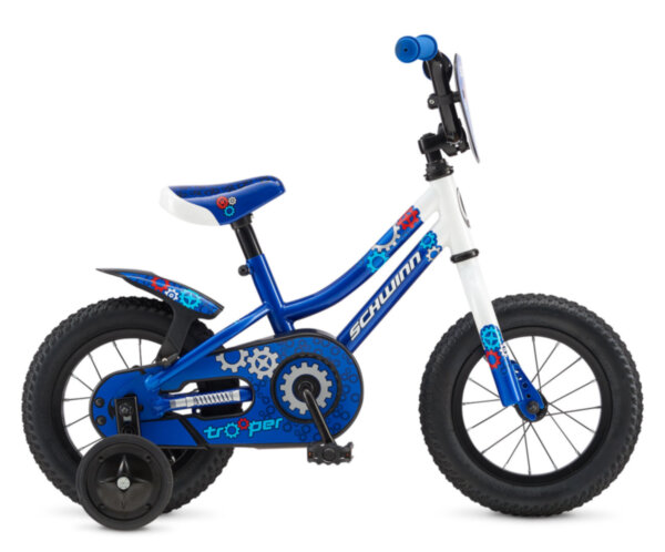 Велосипед 12'' Schwinn Trooper boys