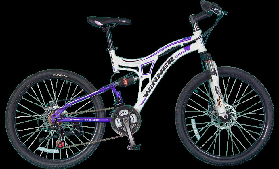 велосипед виннер твистер 24