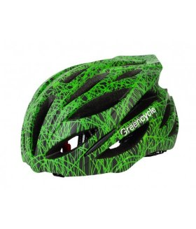 Шлем Green Cycle Alleycat